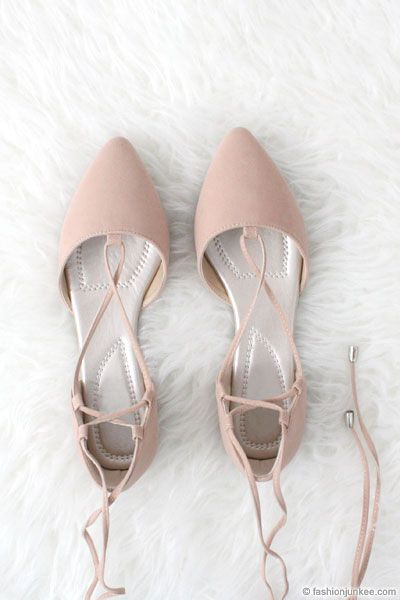 Ballet Flats for Prom