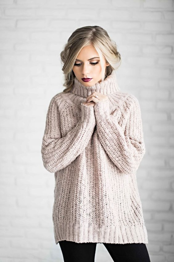 50 Stylish Women Sweaters Ideas To Look Chic This Winter