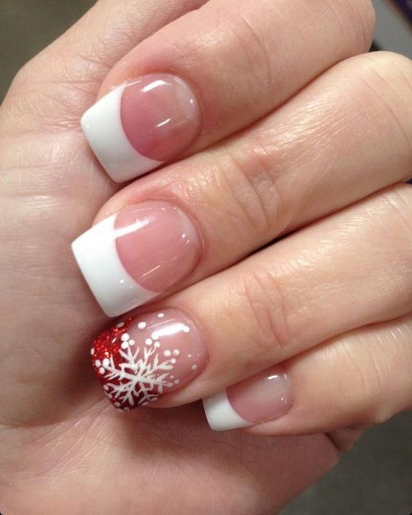 Cute Christmas Nail Designs Pinterest Splendid Wedding Company