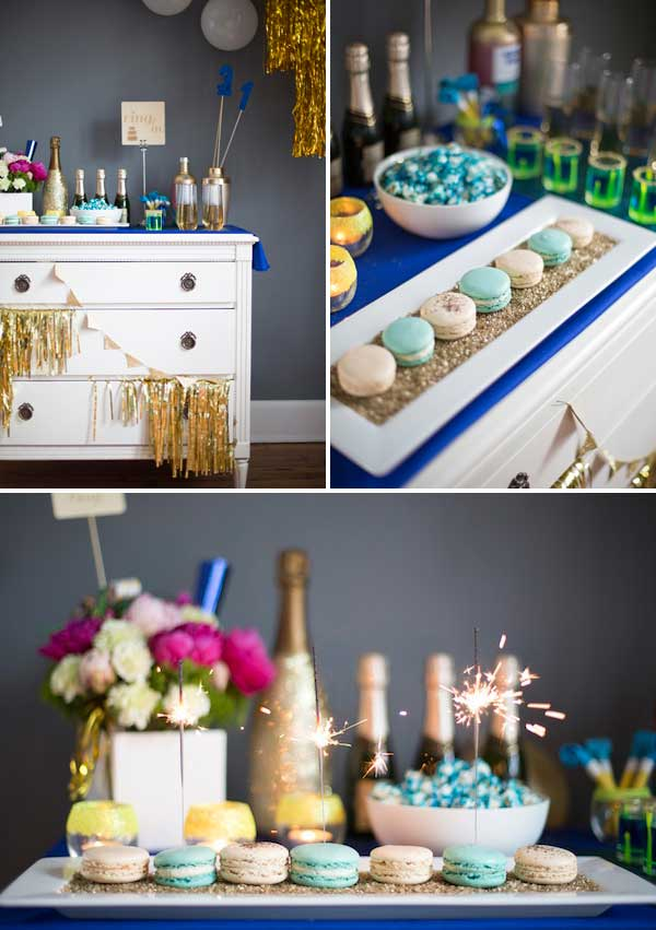 45 Easy DIY New Years Eve Decorating Ideas