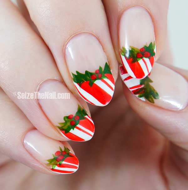 Nail Art Designs For Christmas - Nail Art Designs For Christmas Hession Hairdressing
