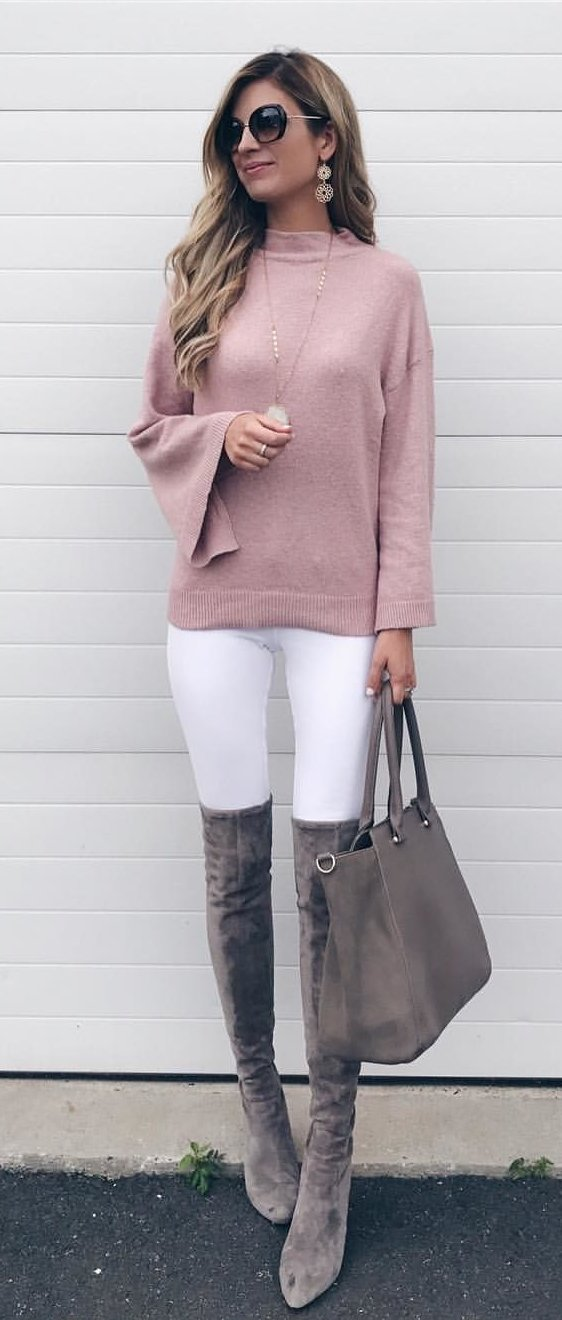 lovely dark grey shoes outfit girls