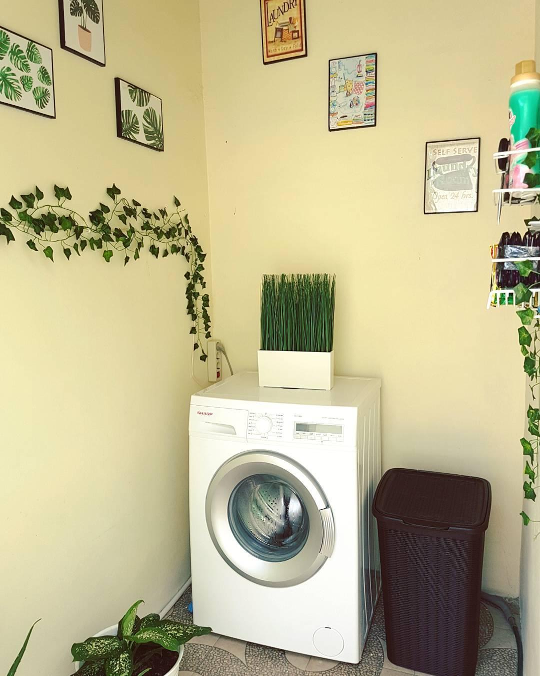25 Unique Basement Laundry Room Design Ideas