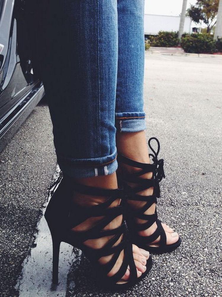 50 Smart High Heels Ideas To Copy Now