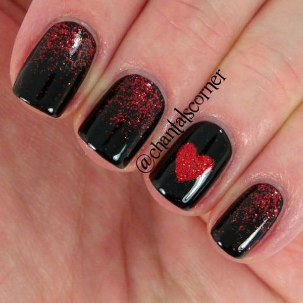 60 Adoring Valentine S Day Nail Art Ideas