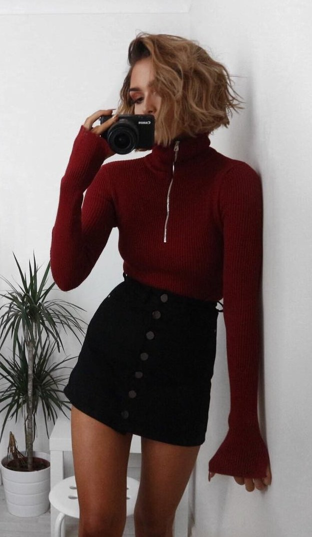 70 Best Fall Outfits Trends For Teenage Girls And Women