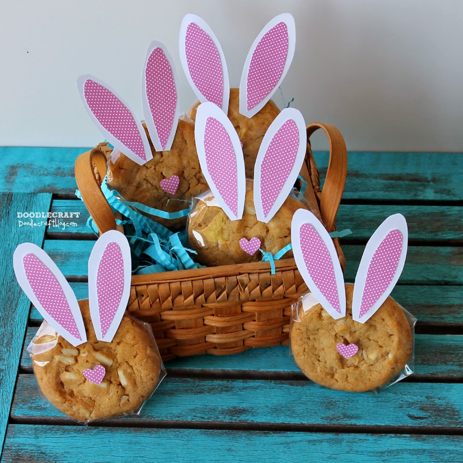 Top 75 best diy easter gifts to inspire you bake some cookies and turn them into easter basket gifts negle Choice Image