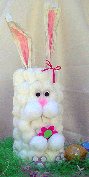 65 Cute And Easy Easter Bunny Crafts