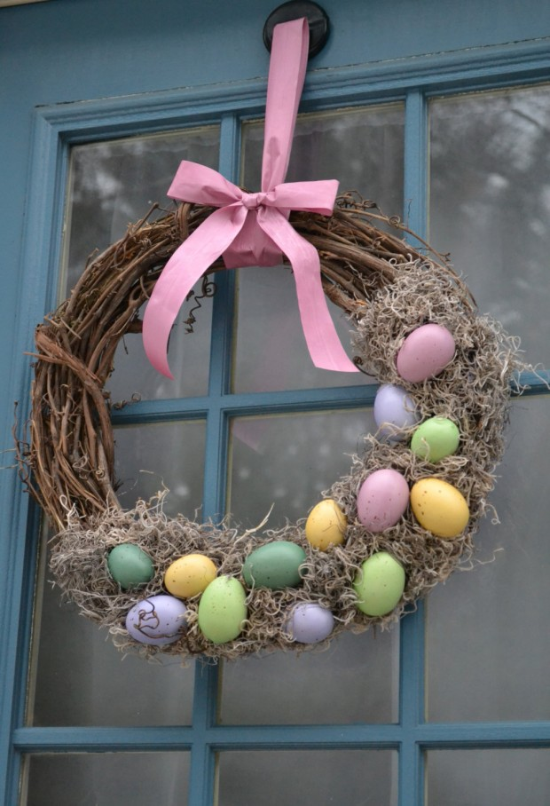 75 Beautiful Diy Spring Easter Wreaths Ideas