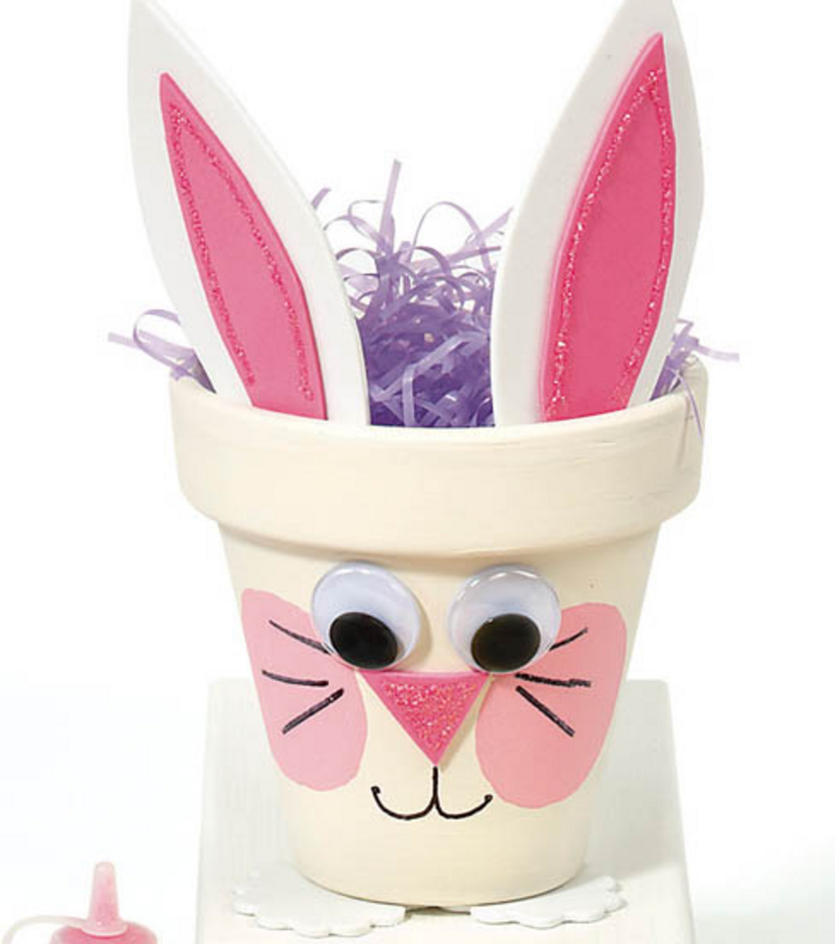 Home Craft Ideas Easter Bunny Flower Pot Craft Flower Pot: Top 75 Best DIY Easter Gifts To Inspire You