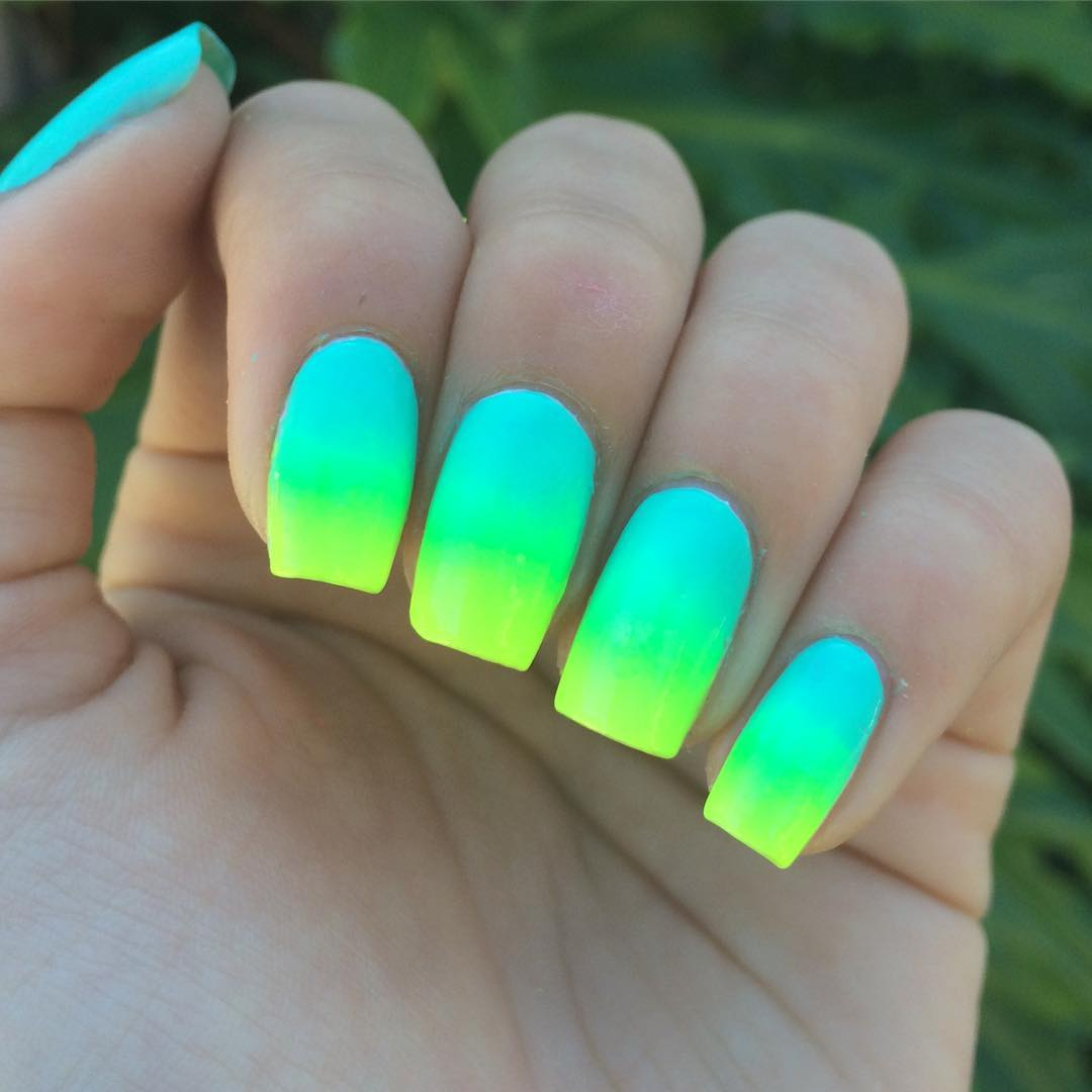 Cute Manicure Design Idea S: 55 Cute Summer Nails Art Designs 2018 ⋆ BrassLook