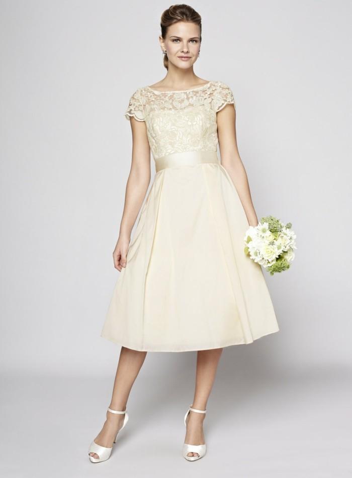 60 Beautifully Champagne Wedding Dresses - BrassLook