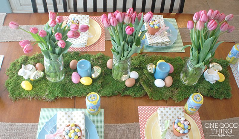 Easter Table Decoration Ideas Which Are As Cute As The Bunny