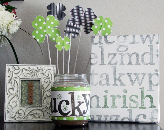 Make Beautiful Decorations at Home with DIY St. Patrick's Day Ideas ⋆ BrassLook
