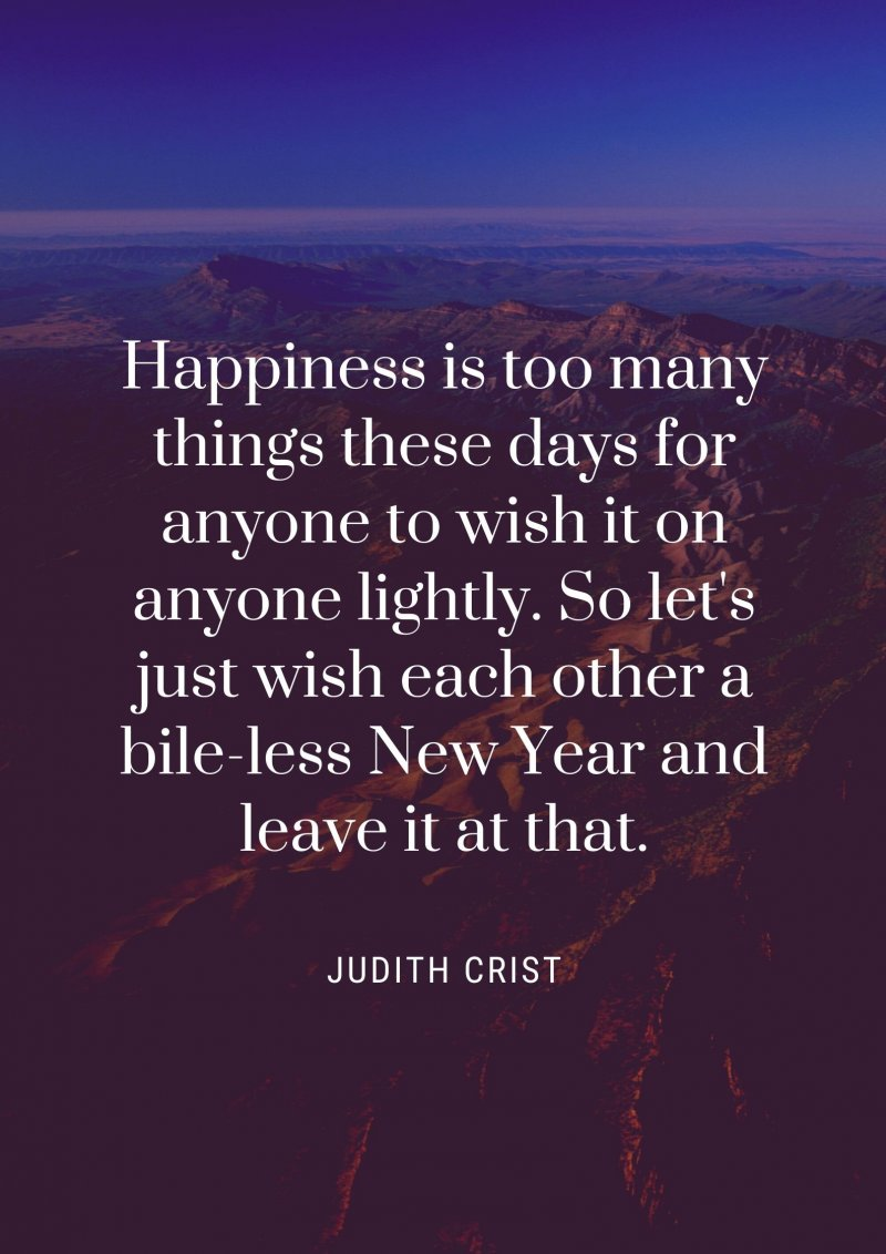 Happy New Year Quotes to Start the new decade with hope ...